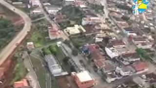 Vôo Panorâmico - Santo Antônio do Amparo - MG