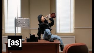 Jessica Jones' Intervention | Robot Chicken | adult swim