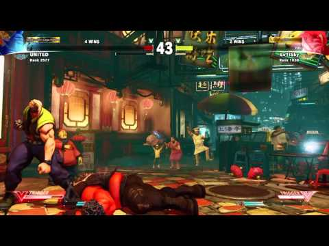 Street Fighter V error 40002!