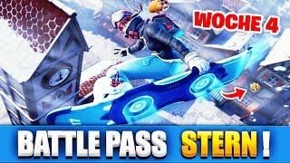 FREE BATTLE PASS STAR/BANNER!! (Free Banner in Week 4) - Fortnite Season 7