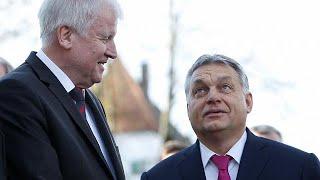 CSU-Klausurtagung: Orbán bezeichnet sich als