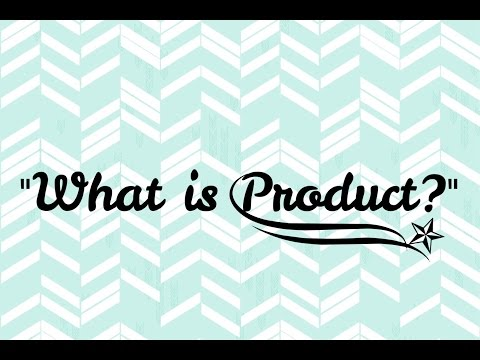 """Marketing Management Interview """"What Is Product?"""""""