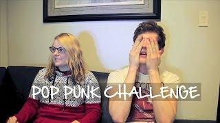 POP PUNK CHALLENGE