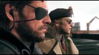 Metal Gear Solid V: The Phantom Pain | Trailer Tokyo Game Show 2014 (JP) | MGS V Trailer TGS 2014