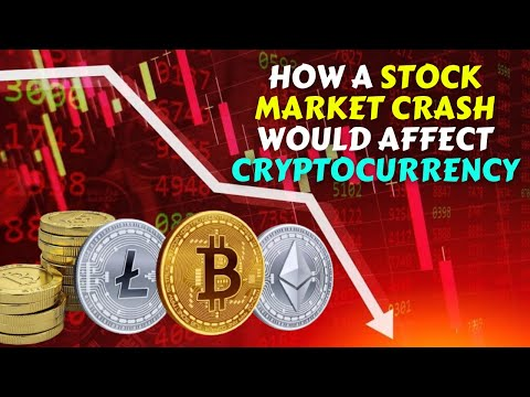 How a Stock Market Crash Would Affect Crypto Currency   Shifu Digital
