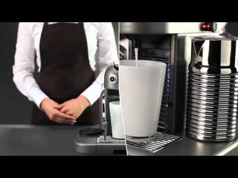 Nespresso Gran Maestria: How To descale your Gran Maestria machine
