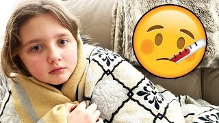 Ava is Sick... Fun Family Three Vlog