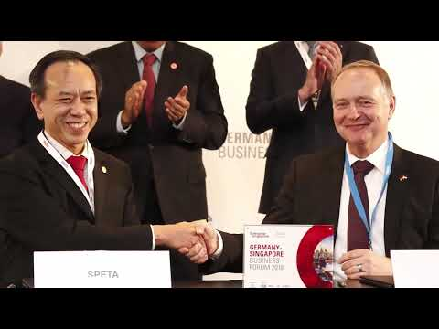 Germany Singapore Business Forum Connect x Industrial Transformation ASIA-PACIFIC 2020