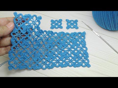 Вязание крючком для начинающих видео уроки безотрывное вязание
