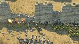 Stronghold Crusader 2 - First Gameplay Footage [1080p]