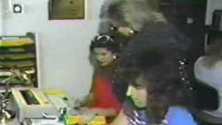"Stryper - Making Of The Video ""Always There For You"" Part I"