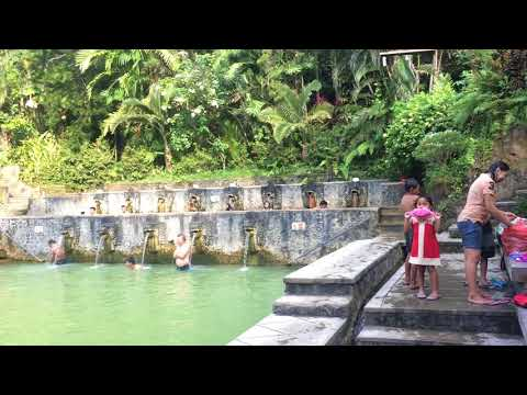 Banjar Hot Spring - Nort Bali