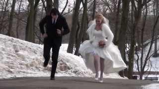 Настя + Дима. Чумачечая весна 2013. Александр приветов, видеосъемка в Гомеле