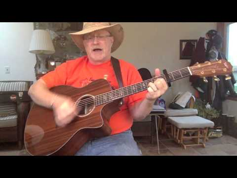 24b-Early Morning Rain- Gordon Lightfoot cover with guitar chords and lyrics