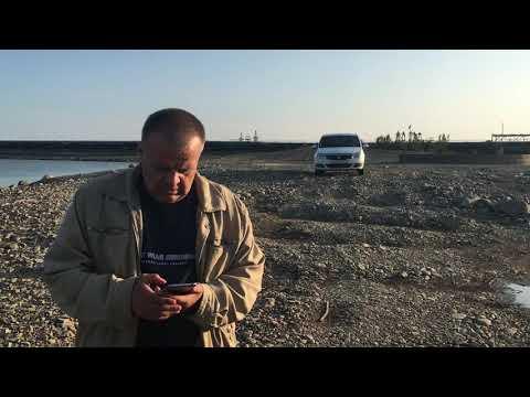 Норильск 2019 (как инспектор природоохраны, штампует протоколы за нарушение водного кодекса РФ.)