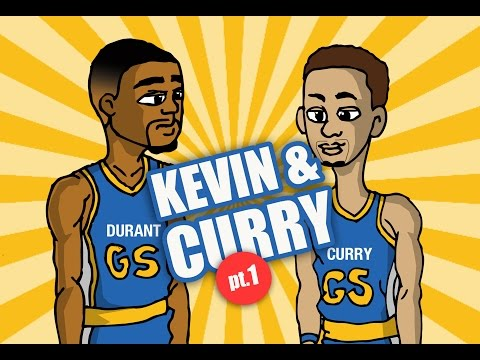 Kevin Durant Joins the Golden State NBA Short (EP. 1)