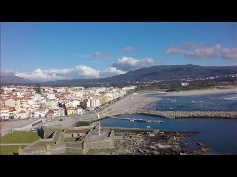 Vila Praia de Âncora // Forte da Lagarteira // Vista Aérea