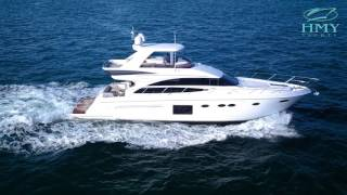 Yacht For Sale - 2016 Princess Yachts 64' Flybridge - Thai One On