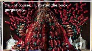 Inside Salvador Dalí's Illustrated Cookbook