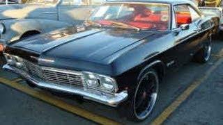 "1965 Chevrolet Impala SS 454 V8 DUB 22"" DUB Rims for sale!!"