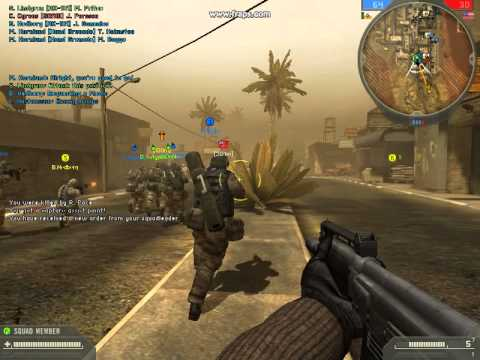 the best team kill in the world in battlefield 2
