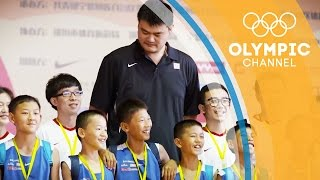 The Yao Effect: Basketball in Rural China and Minority Groups | Coming of Age