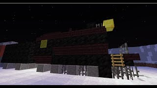 Minecraft - Polar Express full ride Replica