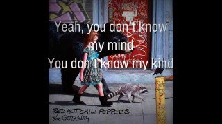 Red Hot Chili Peppers - Dark Necessities lyrics