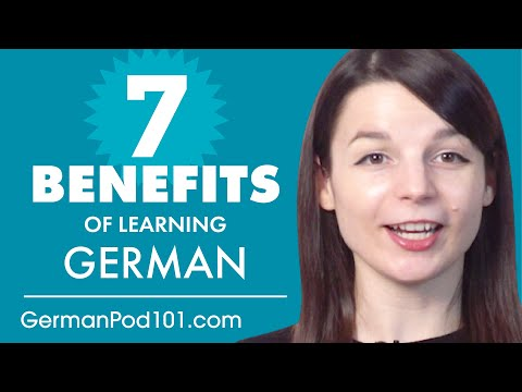 7 Benefits Of Learning German