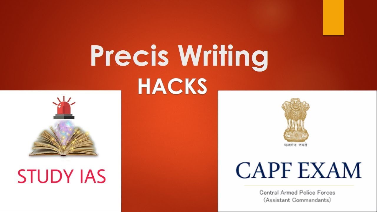 How to Write a Precis     Steps  with Pictures    wikiHow