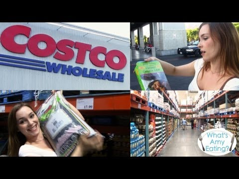 How to shop at COSTCO!