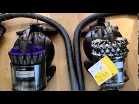 dyson aspirateur sans sac dc33c tangle free