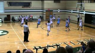 Anderson Bazile - 2013 Summer AAU Footage & Sophomore Season Highlights