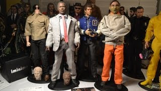 "POST FAMCON update! 12"" 1/6 Custom Figures! iminime LETHAL WEAPON SET! HANNIBAL LECTER"