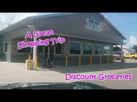 A Great Shopping Trip | Discount Groceries | Amish Store