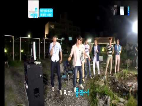 Ranking King ep 14 - Woohyun's Karaoke Time
