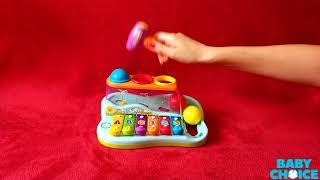Обзор детского ксилофона