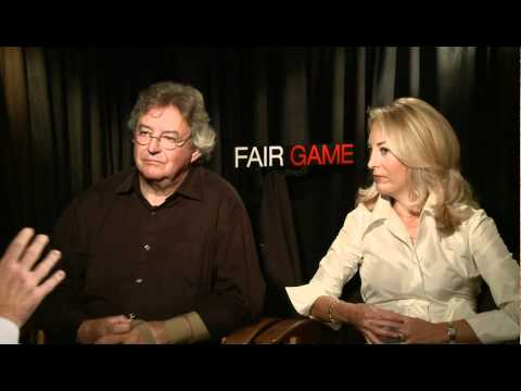 Fair Game - Exclusive: Joe and Valerie Plame Wilson Interview