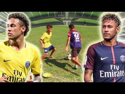 Aladdin x Yago ( O Verdadeiro Neymar ) DESAFIOS DE FUTEBOL