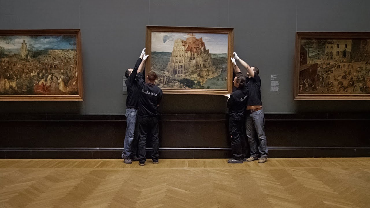 A nagy múzeum (6) feliratos előzetes