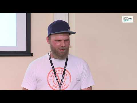 #bbuzz 17: Hagen Toennies - Containerizing Distributed Pipes on YouTube