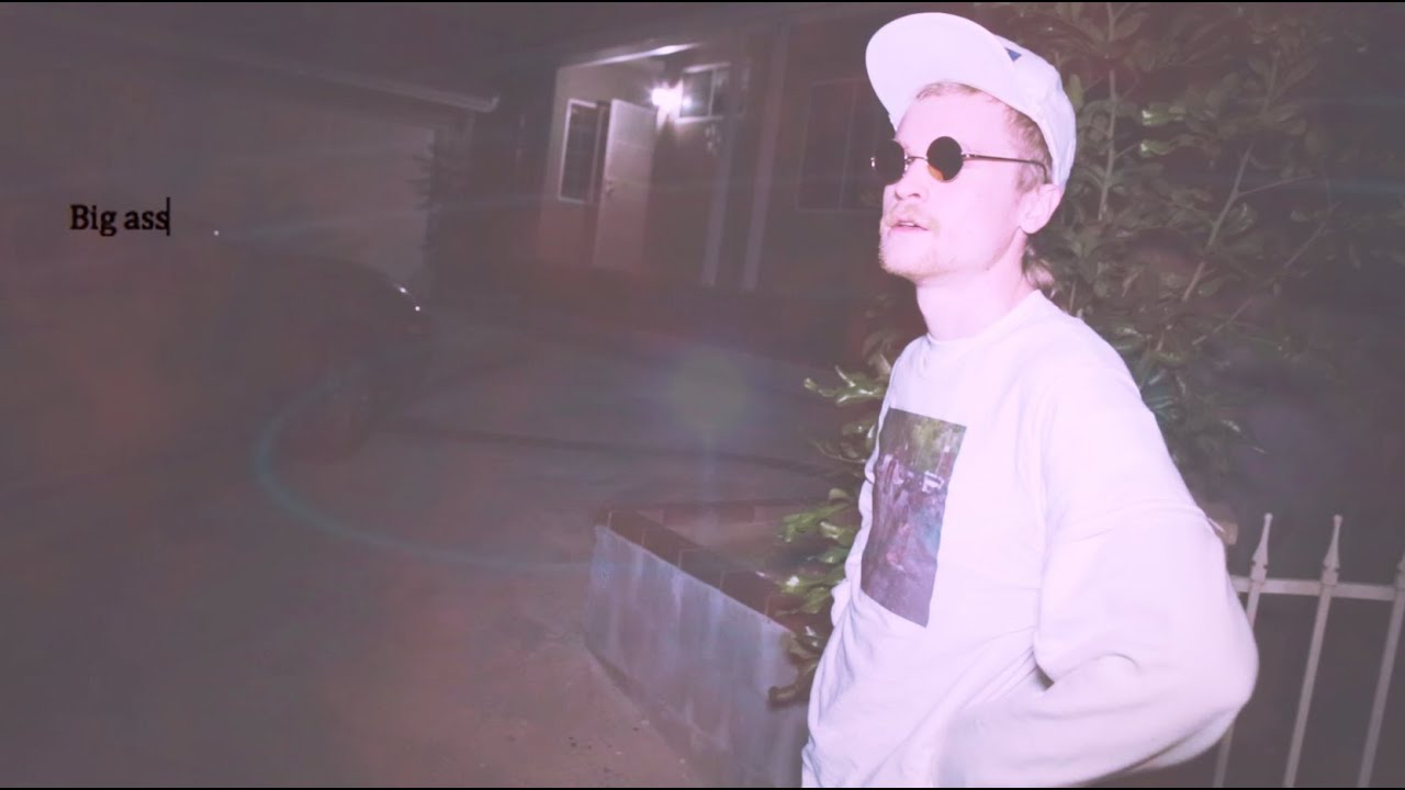 Slug Christ is the LA rapper with a Gummo look and a drive to be
