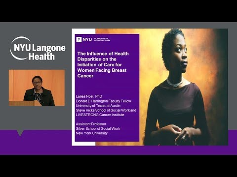 Breast Cancer In Women Of Color: Understanding The Impact Of Breast Cancer Disparities On Treatment