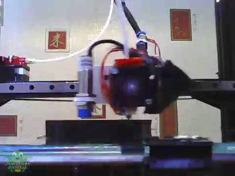 CR-10S Webcam Side holder - Matteforge Filament - Timelapse