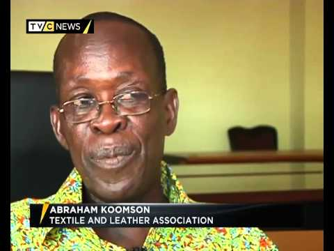 Declining Textile Industry in Ghana