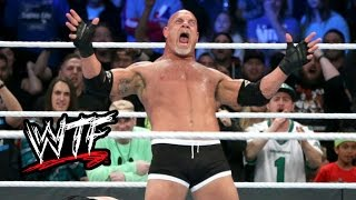 wtf moments wwe survivor series 2016