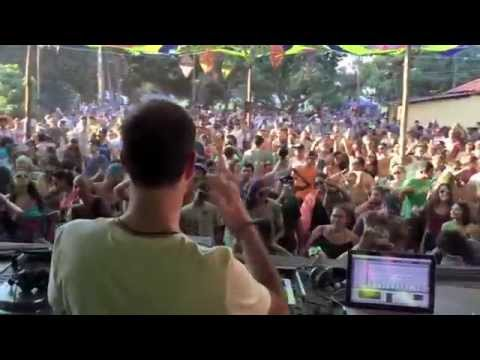 Liquid Soul LIVE @ Trance in Moon 2015, Brazil