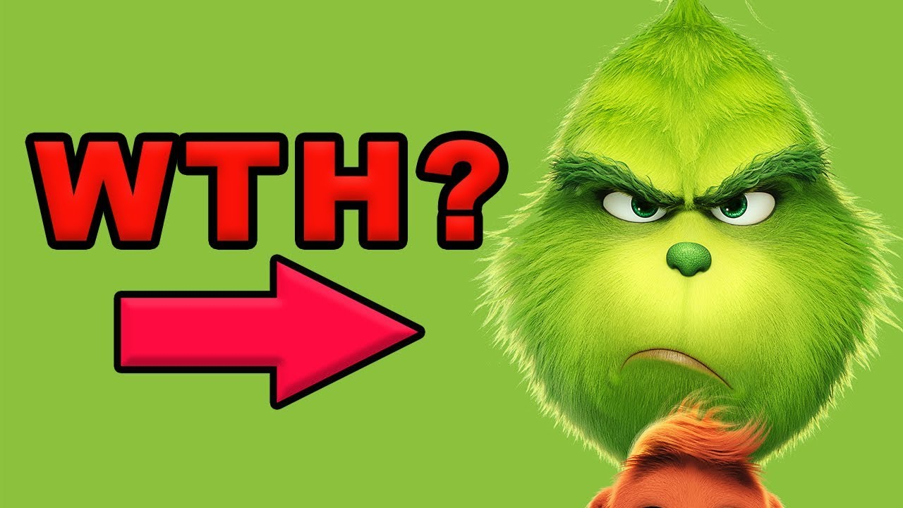 why the heck do we like the grinch - How The Grinch Stole Christmas Youtube