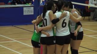 20170513 UPOWER 港運女子排球名次賽 黃大仙v