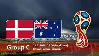 Australia VS Denmark | Match Review | 2018 World Cup